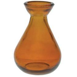 5 oz Amber Teardrop Reed Diffuser Bottle