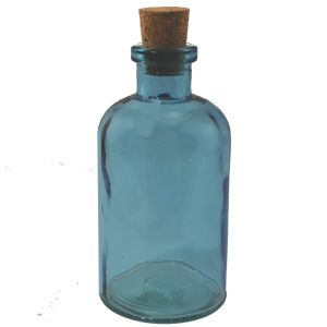 8 oz Blueberry Apothecary Reed Diffuser Bottle
