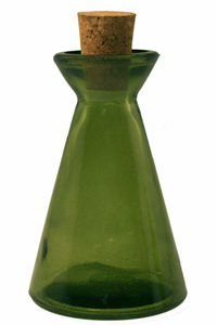 3.4 oz Pyramid reed diffuser bottle